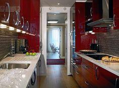 unique magenta kitchen pictures kitchen design ideas - Magenta Kitchen Design