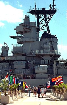 first toured it in Bremerton, WA, then at its permanent berth on Ford Is. in Pearl Harbor, HI Western Washington, Washington State, Great Places, Places Ive Been, Places To Travel, Places To Visit, Port Orchard, Canoes, 12th Man
