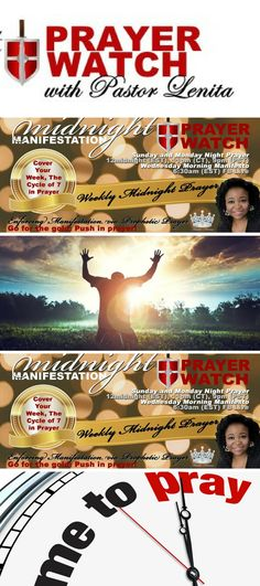Midnight Prayer, Join us for Midnight Manifestation, Sunday and Mondays at 12 midnight, dial 319-527-2771, Code 620900, visit www.prayer.purposehouse.net for international dial-in numbers and more information, Host Pastor Lenita