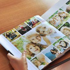 Anuarios Familiares: Atesorá en un único libro las fotos de los mejores momentos del año.