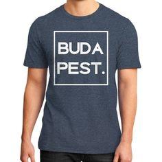 Budapest Dark District T-Shirt