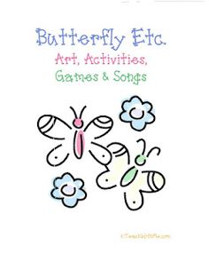 Butterfly Etc. Book