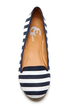 GC Shoes Nautical Flats
