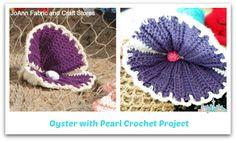 Free crochet pattern - so fun to make!
