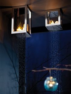 Ciel de pluie - les bougies. Ritmonio.