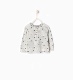 House T-shirt-T-shirts-Baby boy-Baby | 3 months - 3 years-KIDS | ZARA Canada