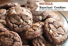 These Triple Chocolate Chunk Cookies are a cookie lover's dream! Just slightly crisp on the outside and fudgey on the inside with that amazing chocolate flavor! Chocolate Peppermint Cake, Hot Chocolate Cookies, Nutella Cookies, Cake Mix Cookies, Chocolate Flavors, Sugar Cookies, Yummy Cookies, Healthy Cookie Recipes, Dessert Recipes