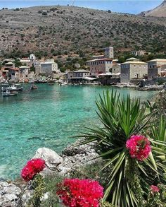 """"""" Good afternoon 🌞 my friend Chrissy/I wish you a wonderful night 💐Mani/Peloponese/Amazing View"""" Dream Vacations, Vacation Spots, Places To Travel, Places To See, Places Around The World, Around The Worlds, Foto Top, Greece Travel, Greek Islands"""