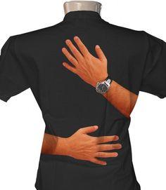 Camiseta Abraço Masculino