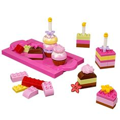 LEGO ile #cupcake bile yapabilirsiniz :)  #Çocuk larınız için en ince detayı bile gözden kaçırmamışlar.  Çocukların gelişiminde #oyuncak seçimi çok önemli. Bu nedenle #LEGO 'ları çok seviyoruz.    http://www.vipcocuk.com/K2301,lego.html