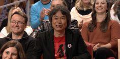 Mario and Zelda creator Shigeru Miyamoto renders judgment on Jimmy Fallon's Super Mario Run performance. (GIF: The Tonight Show)
