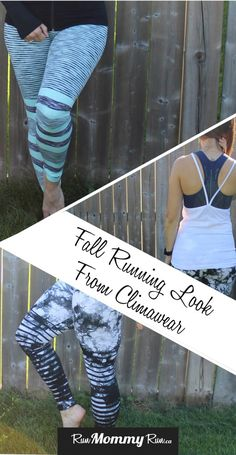 Fall is my favorite season. I love getting comfy with warmer clothes. In My Fall Running Look from Climawear, I show you some great stylish pieces for running that are so comfortable and cute that you'll want to wear it even when you do the groceries.