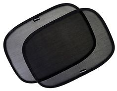 84b84917a38 Car Sun Shade for Side and Rear Window (3 Pack) - Car Sunshade Protector -  Protect your kids and pets in the back seat from sun glare and heat.