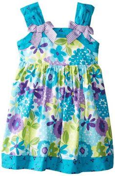 Nannette Little Girls' Floral Print Poplin Dress, Turquoise, 5 Nannette http://www.amazon.com/dp/B00HT2778A/ref=cm_sw_r_pi_dp_oJIjub1N8FR6K