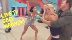When Live Tv Goes Wrong (EPIC FIGHT ON LIVE TV)  I Hope All You Guys Enjoy Watching This Video And If You Like It Leave A comment And Share To All Yourfiend :) Thanks For All Of You Guys For Watching This Video
