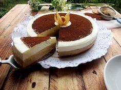 El contraste de sabores de esta tarta es realmente cautivador!! su textura tan suave y cremosa es una verdadera delicia para cualquier palad...