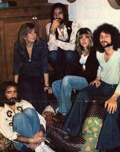 Fleetwood Mac---One of those bands me and my Dad like.
