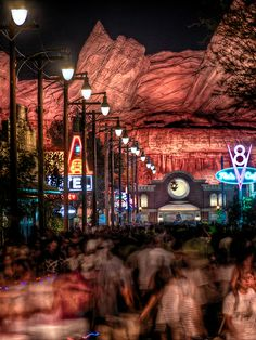 Cars Land People - Photos by Norm Lanier