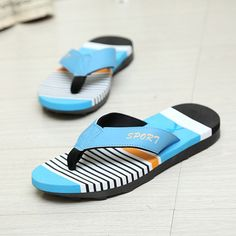 New 2016 Casual Men Sandals Slippers Summer Shoes Beach Flip Flops Outdoor Casual Leather Sandals For Men