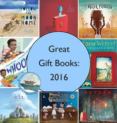 Great Gift Books: 2016 edition - for all the different readers in your life! | The Logonauts