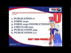 http://www.youtube.com/watch?v=l1WQFWIxekI=player_embedded IRS Exam: What You Must Know About The IRS Exam