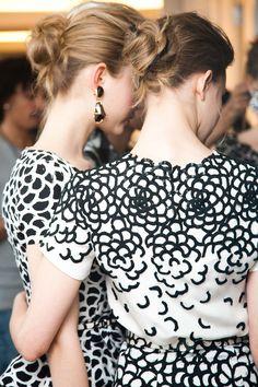 cool chic style fashion: OSCAR DE LA RENTA RESORT 2013 -
