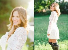 Lauren – Houston Urban Senior Portrait Photographer Photo by Ling Wang Photography Makeup by Kylee Nicole Artistry