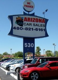Arizona Car Sales  E Main Street Mesa Az