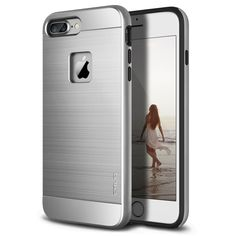 Obliq's Slim Meta case for the iPhone 7 Plus has been thoroughly tested by Met Laboratories, Inc. and compliant with MIL-STD-810G 516.6 ensuring ruggedness and reliability for users. The Slim Meta's w