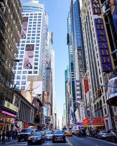 42nd Street Times Square