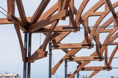 Steel Connections and Timber Frames