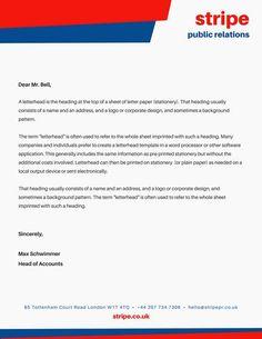 Letterhead format designproposalexample sample business letter head business letterhead samples sample letterhead business 6 samples of business letter format to write a perfect letter free letterhead templates sample spiritdancerdesigns Images