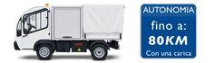 Ecologici, silenziosi e molto resistenti, i veicoli elettrici professionali Goupil sono versatili, facili da guidare e perfettamente adatti agli utilizzi che richiedono frequenti fermate