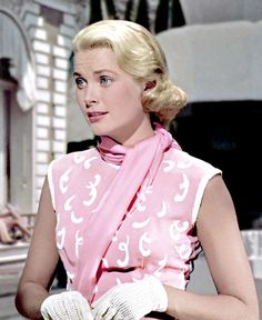velvetgrotesque:Grace Kelly in To Catch a Thief (1955)