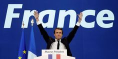 France's future in Europe looks increasingly secure and global markets are rallying