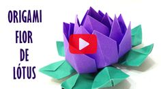 lotus flower origami                                                                                                                                                                                 Mais