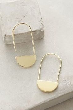 Jules Smith Semicircle Earrings