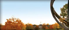 The most beautiful college there is.  ~~Robert Frost  #loveandhonor