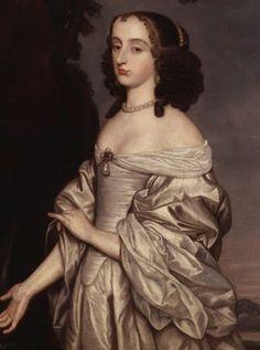 Mary Henrietta Stuart, The First Princess Royal