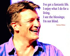 By most things in life but clear-sighted in my love for Castle and all things Fillion Star Trek Enterprise, Star Trek Voyager, Nathan Fillon, Castle Tv Shows, Nikolaj Coster Waldau, Firefly Serenity, Stargate Atlantis, Joss Whedon, Buffy The Vampire Slayer