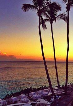 Sunset Bermuda