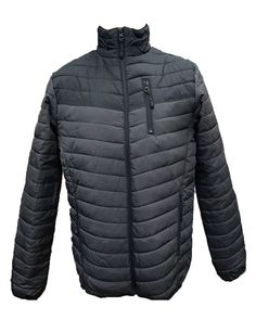 c85d62214d64 New Mens Brave Soul Quilted Style Winter Coat Jacket S M L XL  fashion   clothing  shoes  accessories  mensclothing  coatsjackets (ebay link)