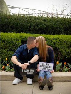 engagement photos :)