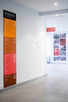 directory, wayfinding, signage