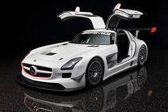 Nice SLS AMG GT3