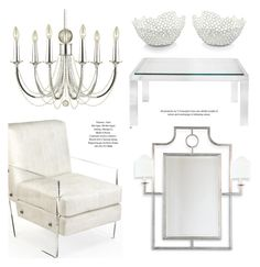 LivingRoom Decor by kathykuohome on Polyvore featuring interior, interiors, interior design, home, home decor, interior decorating, livingroom, Home, homedecor and homedesign