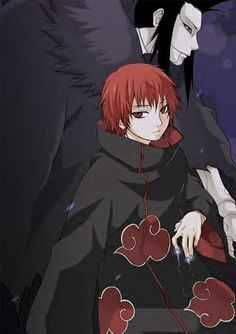 Sasori was awesome, even though he was a bad guy.