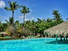 Resort pool - Playa del Carmen, MX