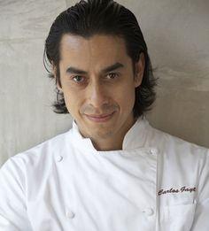 Carlos Gaytan, Executive Chef at Mexique in Chicago