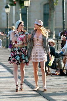The Best Fashion Moments on 'Gossip Girl' - HarpersBAZAAR.com